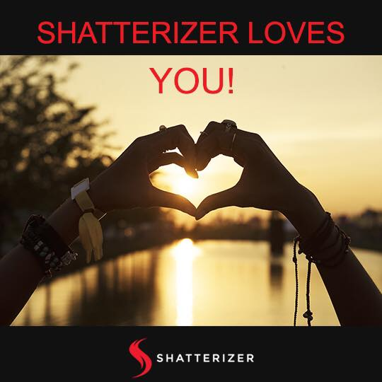 "Top 10 Events ""The Shatterizer"" loved attending in 2017!"