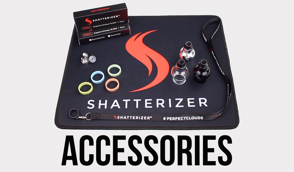 Shatterizer Accessories Video
