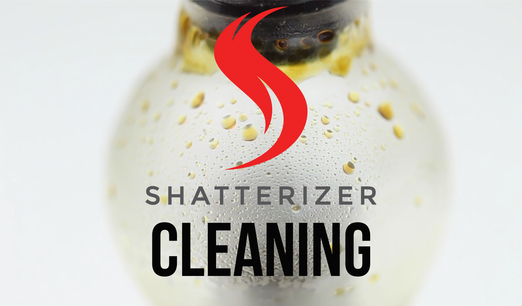 Shatterizer Cleaning Video