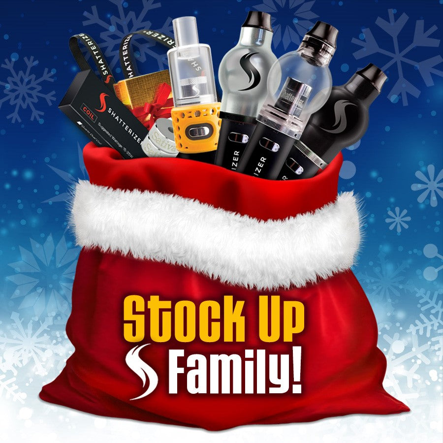 Stock Up #Shatterizer Family with the #PerfectGifts!