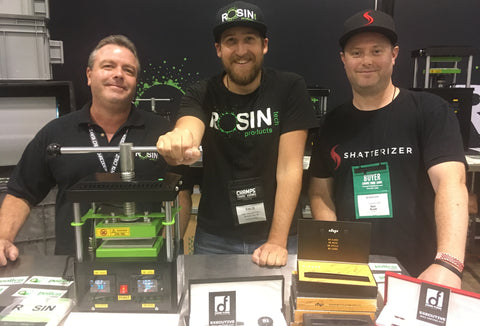 Rosin Tech Show Products Denver Colorado Champs Show