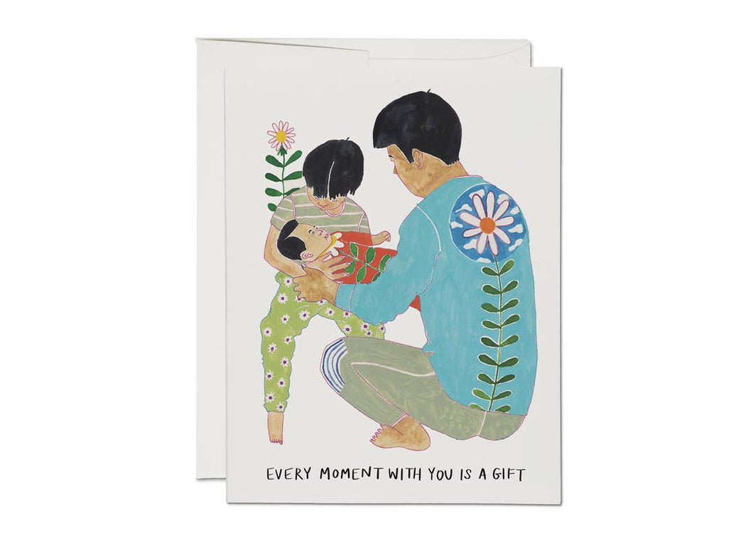Every Moment Greeting Card