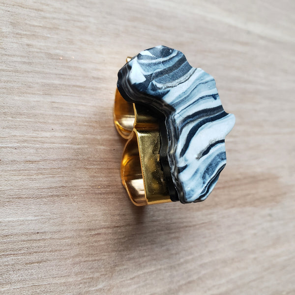 marble on gold