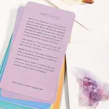 Crystals: The Stone Deck 78 Crystals to Energize Your Life