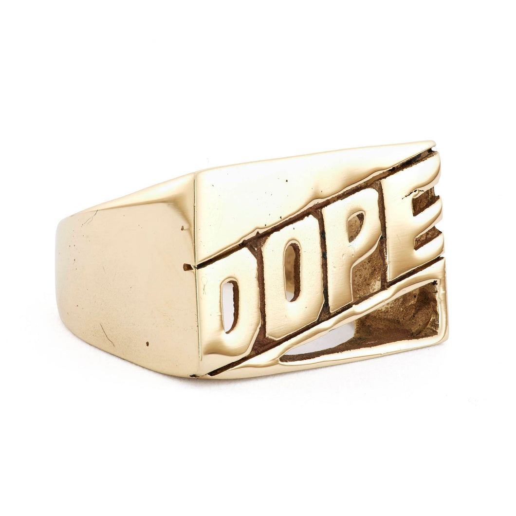 Dope Ring, Sz 7