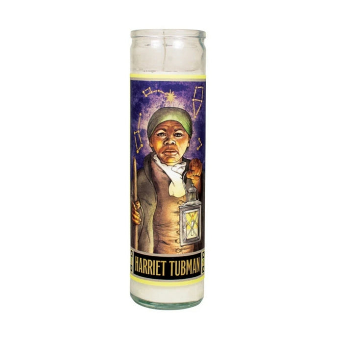 Harriet Tubman Saint Candle