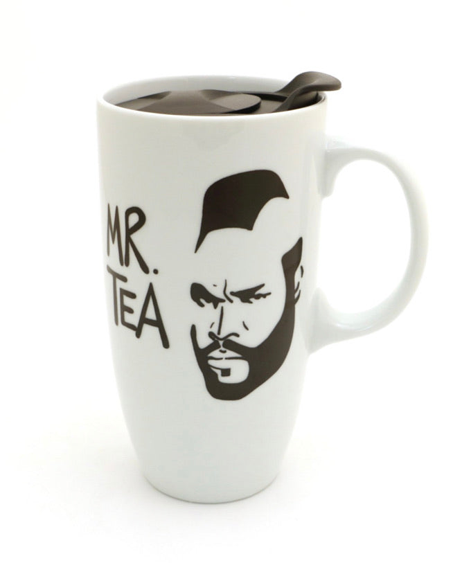 Mr. Tea Travel Mug