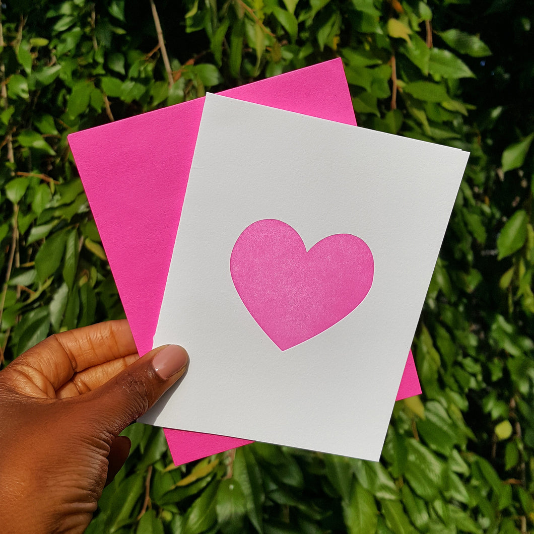 Love Jones Greeting Card