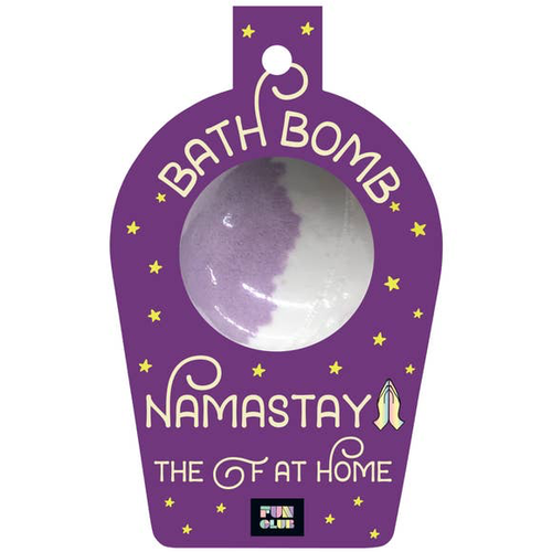 Namastay the F At Home Bath Bomb