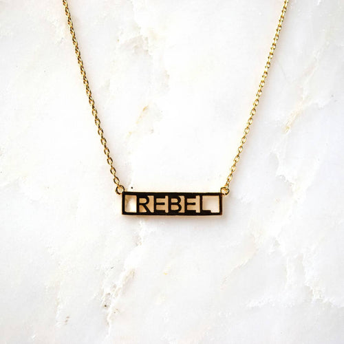 Rebel Necklace