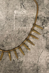 Riya Brass Necklace
