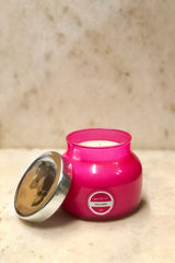 Pink Petite Jar Candle-Volcano