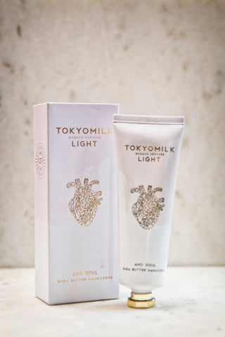 TokyoMilk Light Shea Butter Handcreme-And Soul No. 01