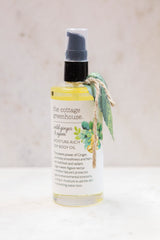 Moisture Rich Dry Body Oil-Wild Ginger and Agave