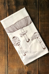Hand-Printed Tea Towels
