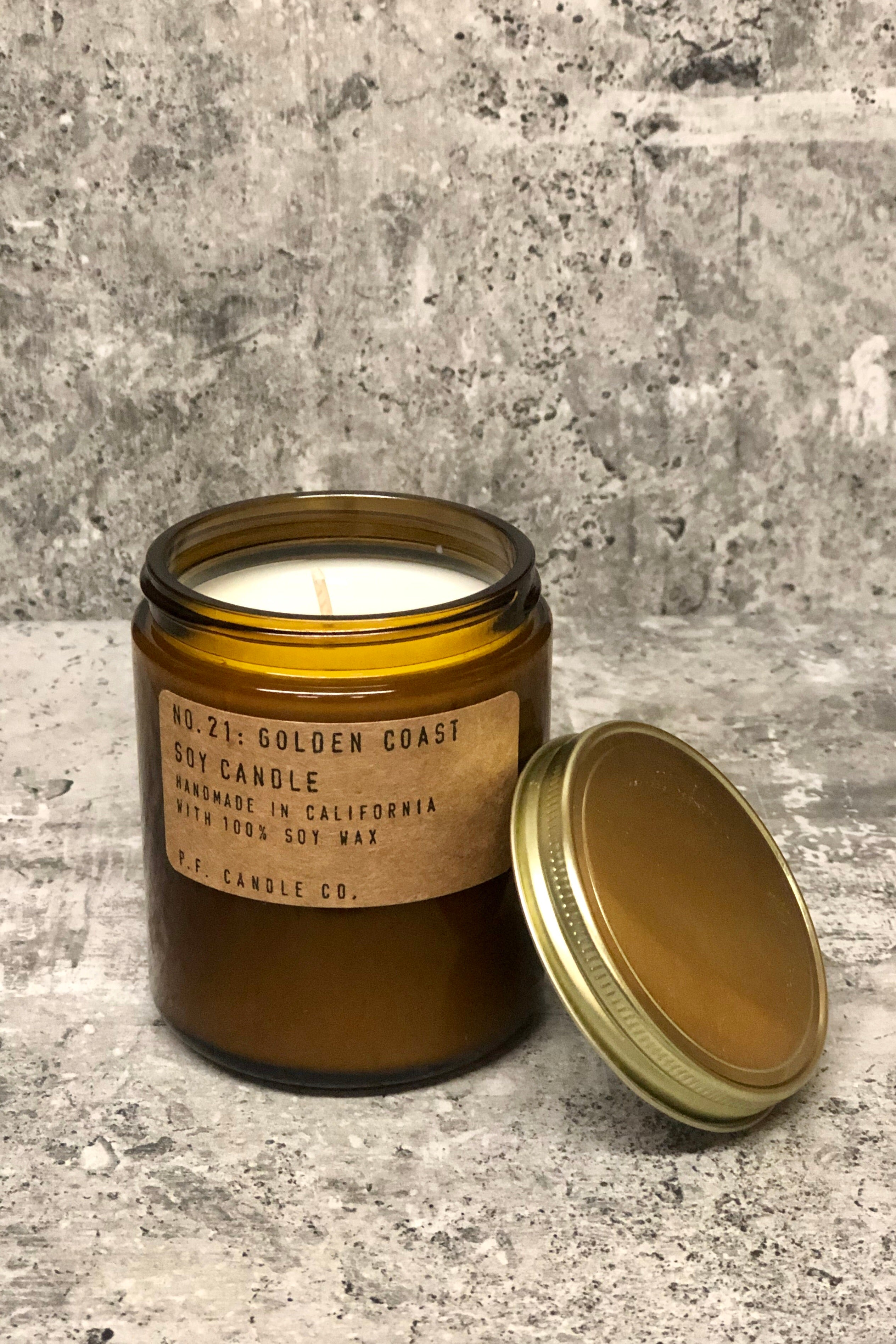 Golden Coast Jar Candle-7.2 oz