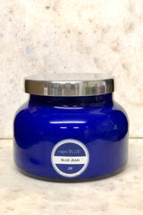 Blue Jean Signature Jar Candle