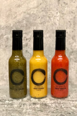 Zen Pepper Co. Sauce Set