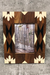 Navajo Inlay Picture Frame