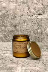Golden Coast Jar Candle-3.5 oz