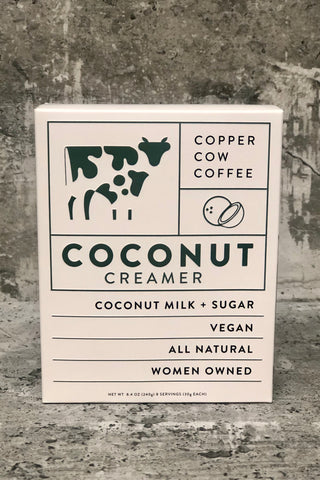 Copper Cow Coconut Creamer