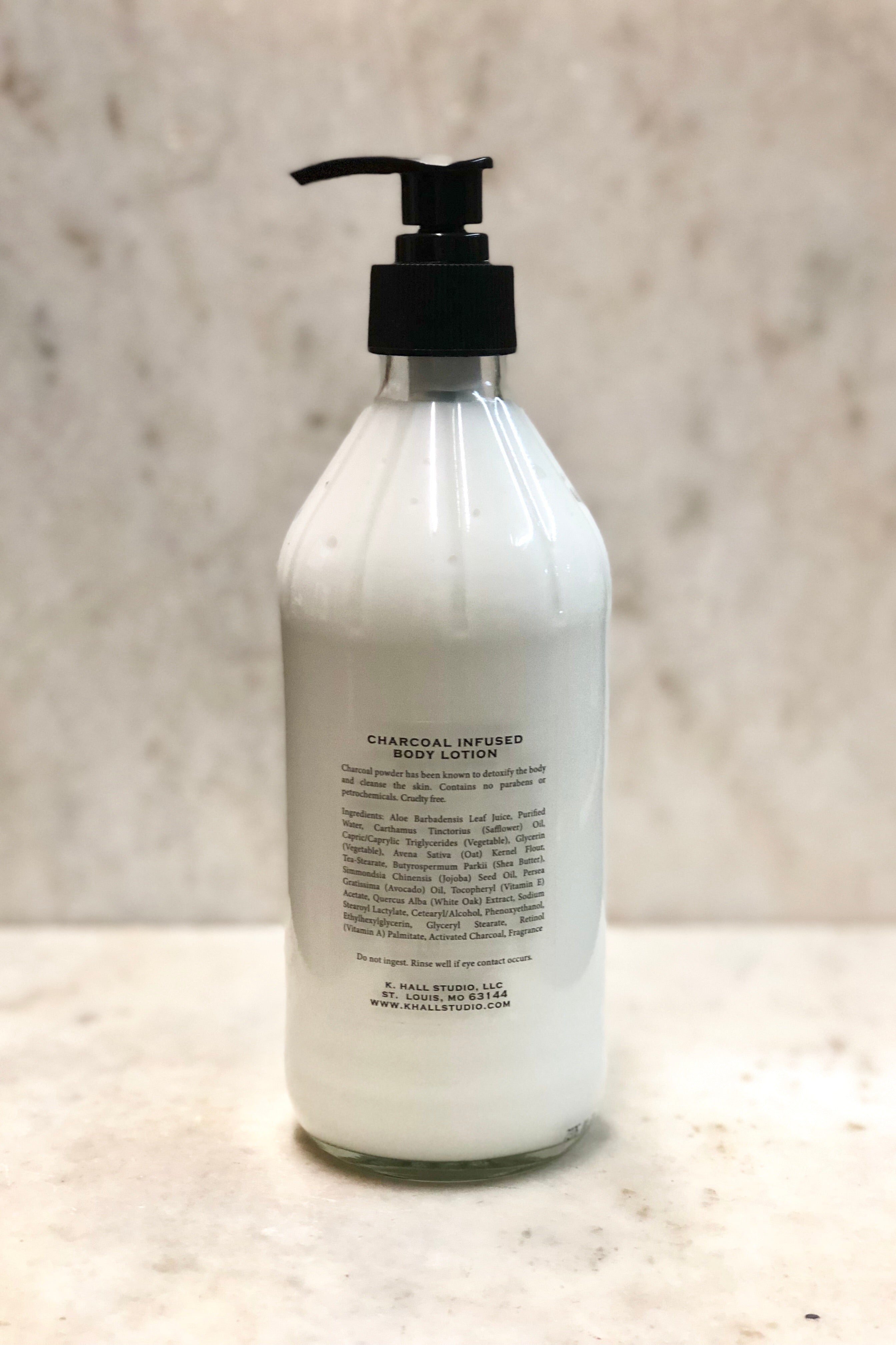 Barr-Co. Fine Shea Butter Lotion-Reserve Scent