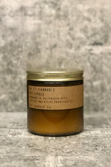Cannabis Jar Candle-12.5 oz