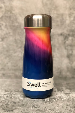 S'well Reuseable Traveler-16 oz. Aurora