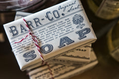 Barr-Co. Oatmeal Bar Soap