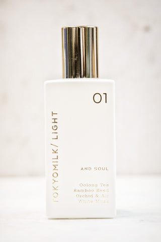 TokyoMilk Light Perfume-And Soul No. 01
