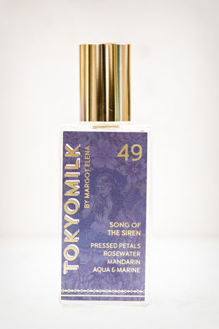 TokyoMilk Song of the Siren No. 49 Parfum