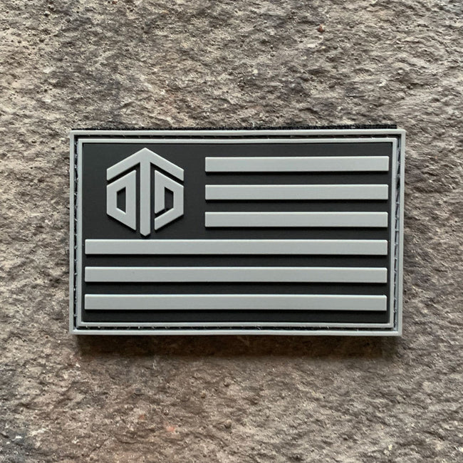 OTD Flag PVC Patch