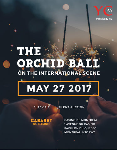 The Orchid Ball