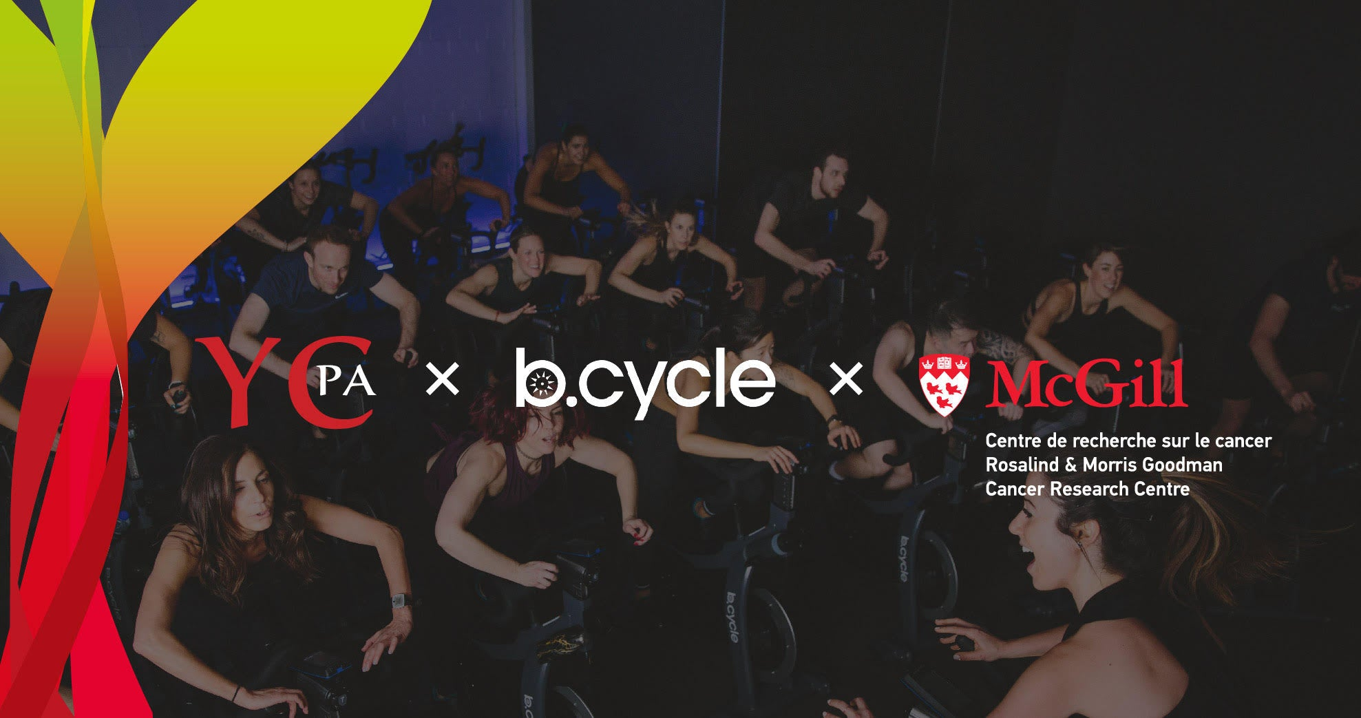 YCPActive - Spinning For A Cause - Prix membre