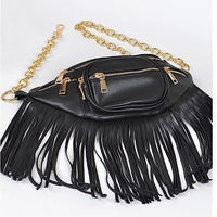 Fringed Fanny Pack