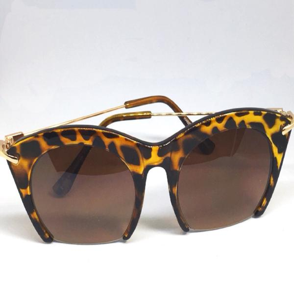 Cutout Cateye Sunglasses - ShopFAH Boutique