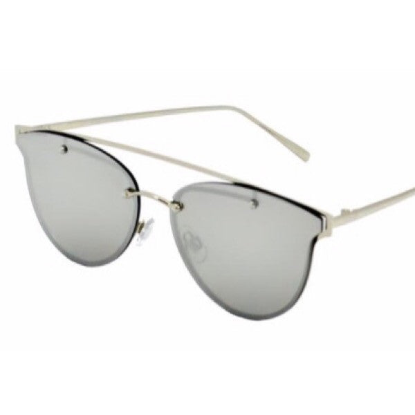 Winged Aviator Sunglasses - ShopFAH Boutique