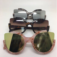 Marble Cat-Eye Sunglasses - ShopFAH Boutique