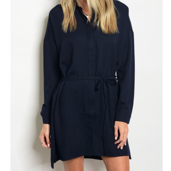 Tunic Shirtdress - ShopFAH Boutique