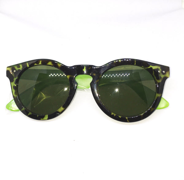 Frosted Printed Sunglasses - ShopFAH Boutique