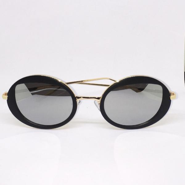 Round Reflector Sunglasses - ShopFAH Boutique
