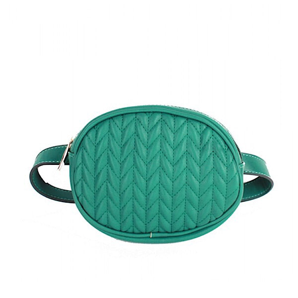 Fashionable Quilted Fanny Pack