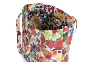 Large Tote Bag with Inner Pockets