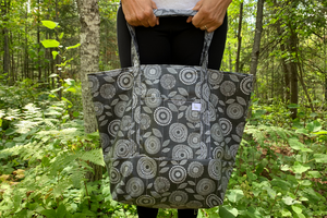 Water Resistant Large Tote Bag