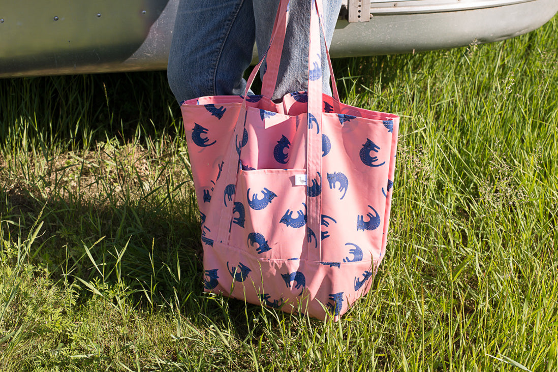 Sweet Cats Market Tote