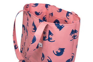 Large Beach Tote with inner pockets
