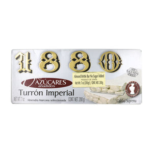 1880 Turrón Alicante (No Added Sugar)