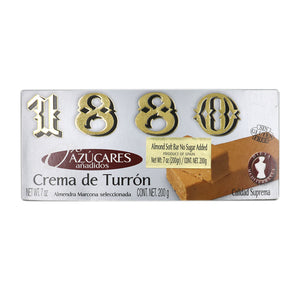 1880 Turrón de Jijona  (No Added Sugar)