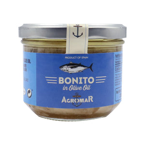 AGROMAR Bonito Tuna in Olive Oil