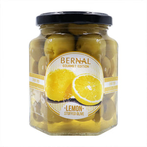 BERNAL Lemon Stuffed Olives